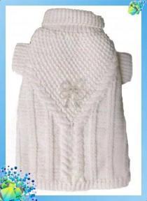 knitting dogs 6. Свитер для собаки (3) .